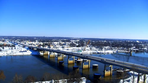 Arkansas River Bridge