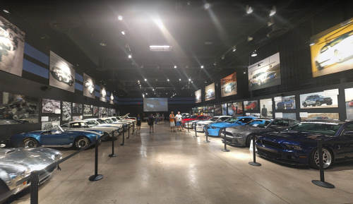 Carroll Shelby Museum in Nevada